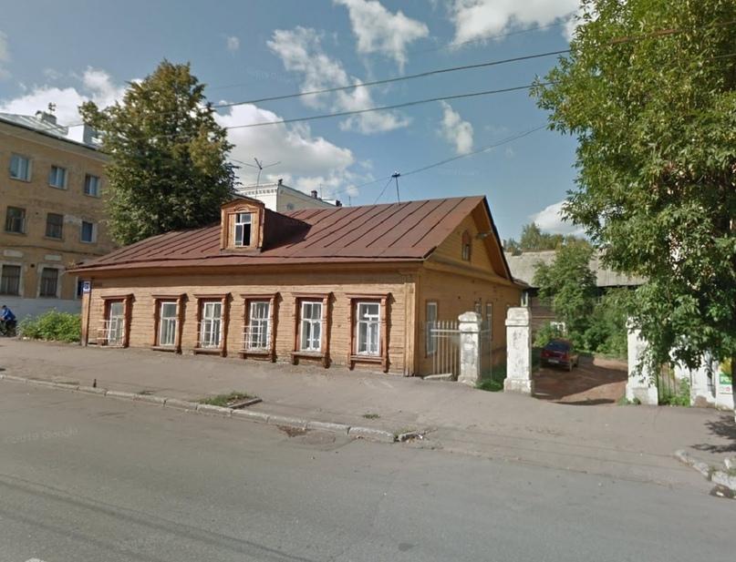 Пять самых старых деревянных домов Кирова, изображение №12