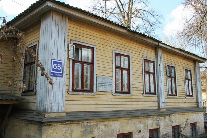 Пять самых старых деревянных домов Кирова, изображение №14