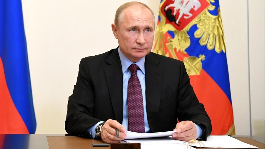 Владимир Путин намерен обратиться к нации в преддверии дня голосования