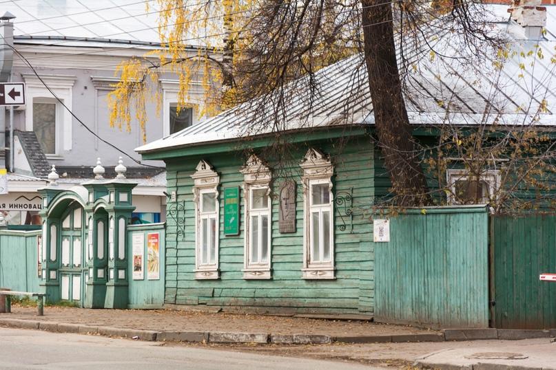 Дом И. Х. Раша. 2019 г.