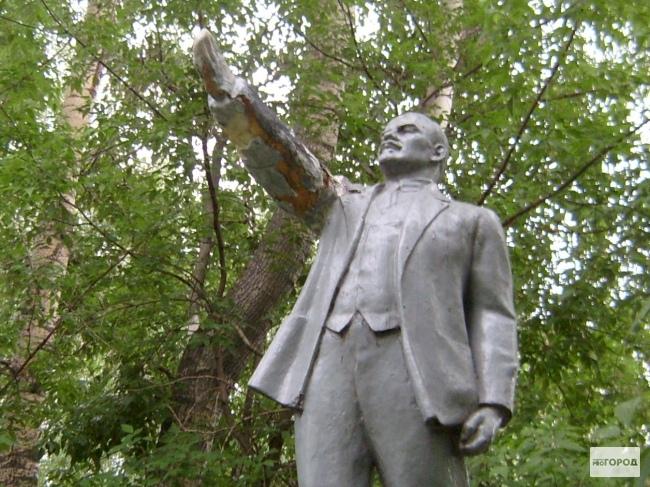 Памятник Ленину в Коминтерне. 2015 г. Фото: progorod.43
