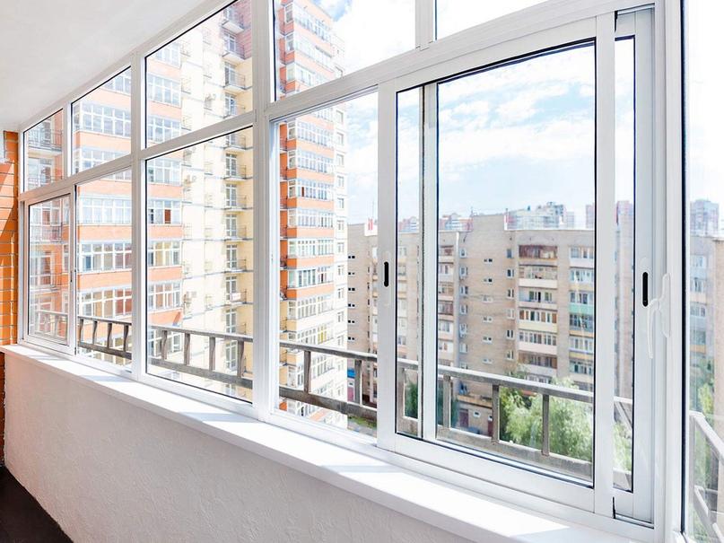 остекление балконов набережные челны