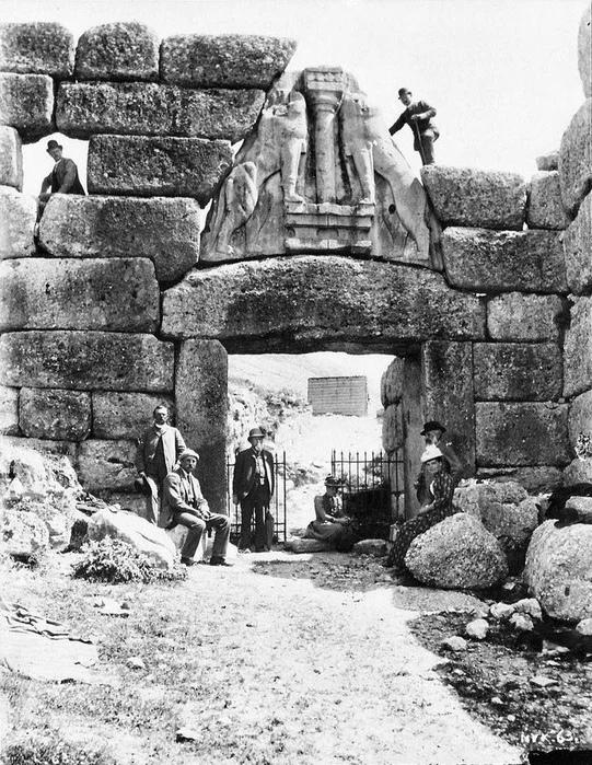Величайшие археологические находки. Легендарная Троя и клад Приама., изображение №3
