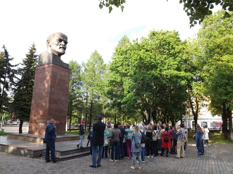 Памятники Ленину в Кирове: существующие и утраченные, изображение №8