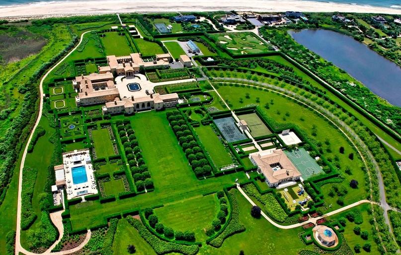10 самых дорогих частных домов в мире, изображение №2