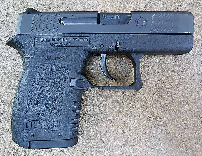 Пистолет Diamondback DB 380, США, изображение №2