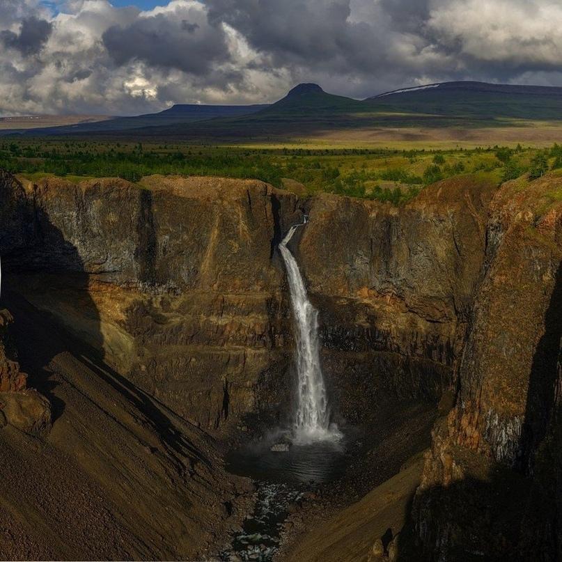 ТОП-10 самых впечатляющих водопадов России, изображение №2