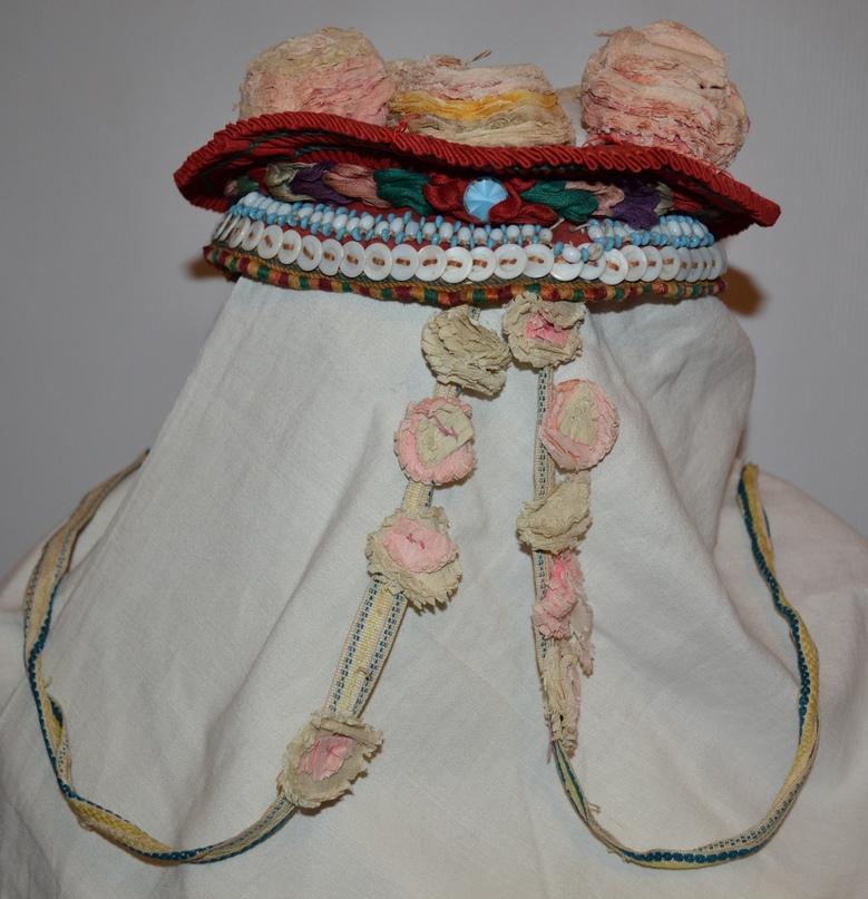 Мордовский женский костюм, изображение №8