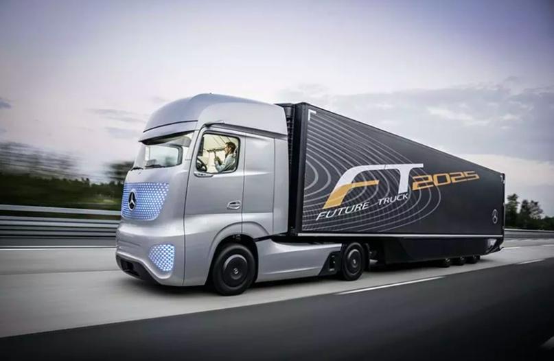 10 самых футуристичных грузовиков, изображение №9