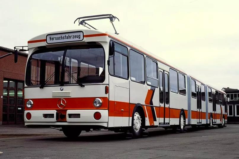 Самые длинные автобусы на Земле, изображение №3