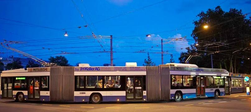 Самые длинные автобусы на Земле, изображение №6