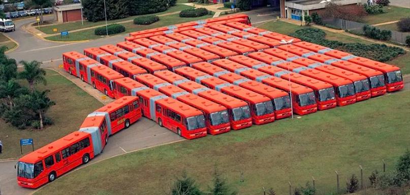 Самые длинные автобусы на Земле, изображение №8