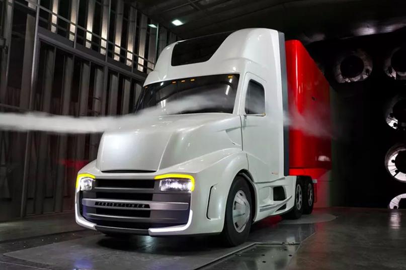 10 самых футуристичных грузовиков, изображение №8