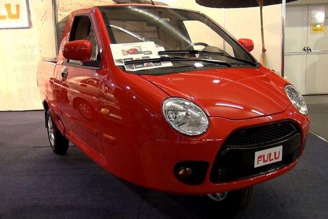 Самые дешевые машины Китая, изображение №6