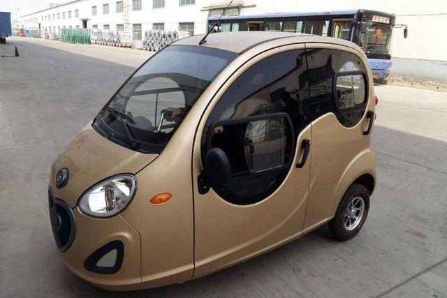 Самые дешевые машины Китая, изображение №8