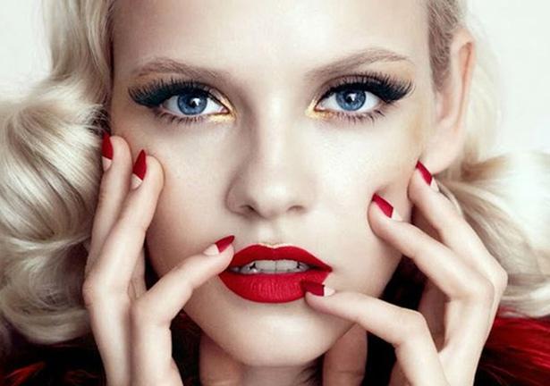 Какие привычки в макияже ненавидят мужчины, изображение №2