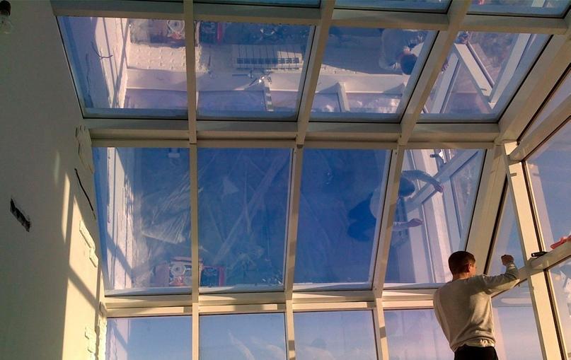 Термоплёнка на окна: особенности, правила монтажа, изображение №3