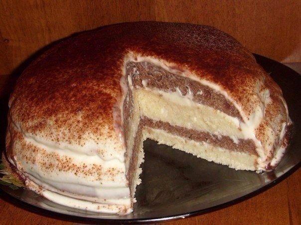 🍴ТОП-6 рецептов самых быстрых и вкусных тортов!, изображение №3