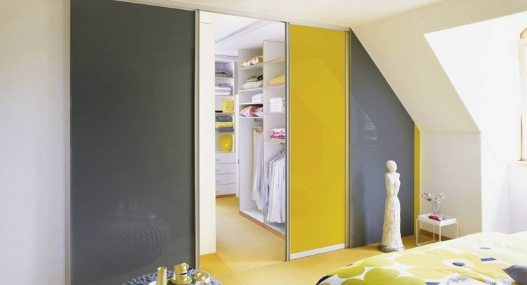 Раздвижные двери для гардеробной, изображение №5