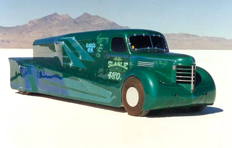 Очень быстрые грузовики, изображение №10