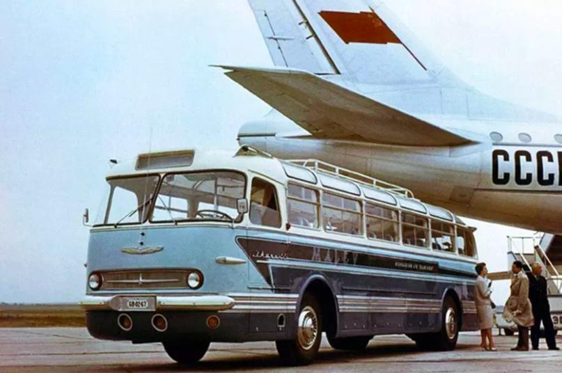 Автобусы, в которые можно влюбиться, изображение №7