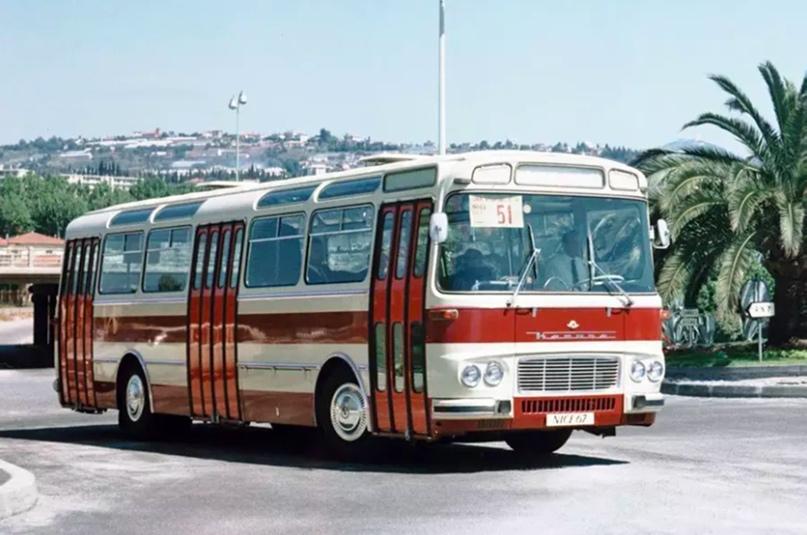 Автобусы, в которые можно влюбиться, изображение №12