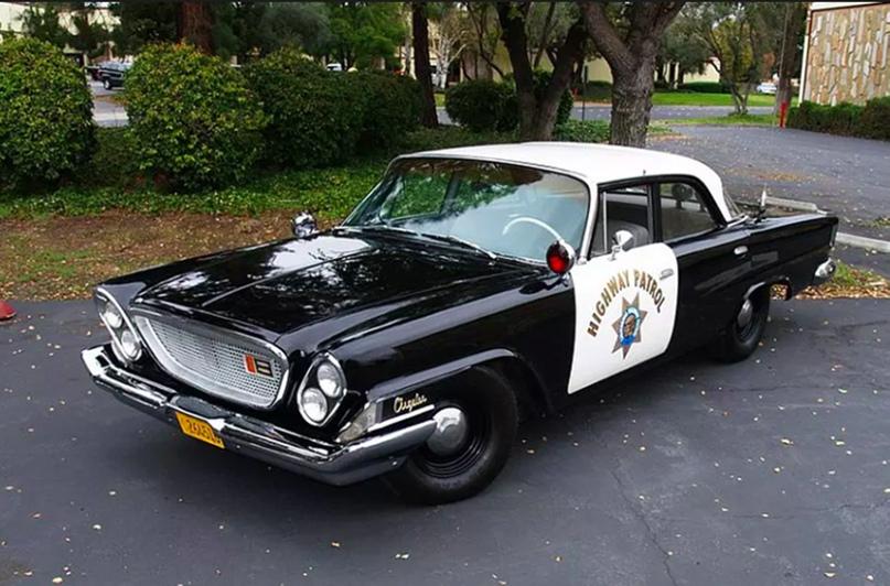 История полицейских авто Америки, изображение №7