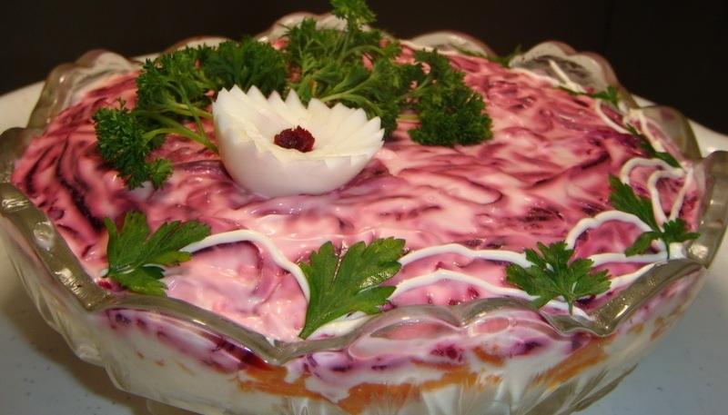 🍴ТОП-9 невероятно вкусных салатов для праздничного стола 🌿, изображение №5