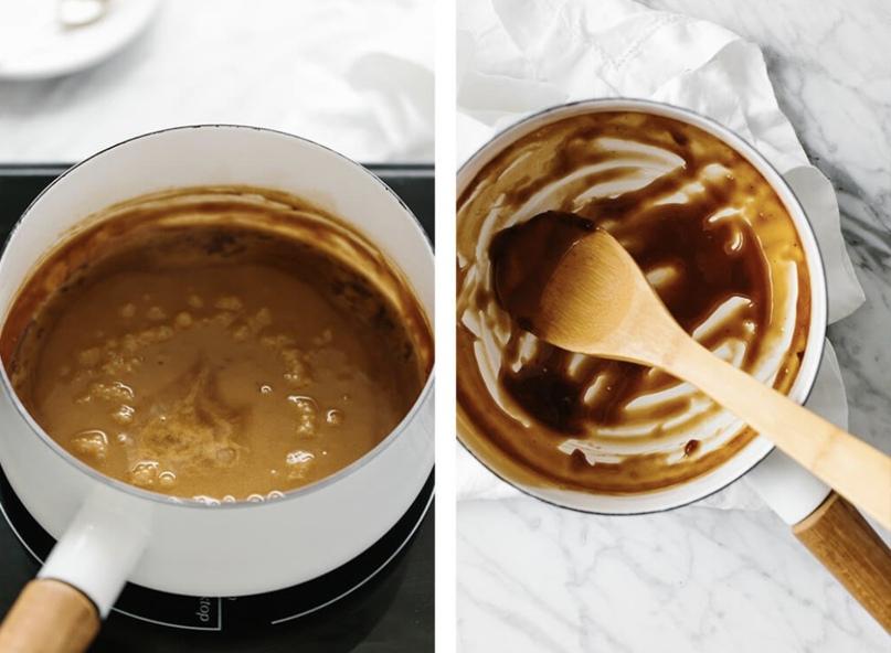 Соленая карамель на кокосовом молоке, изображение №2