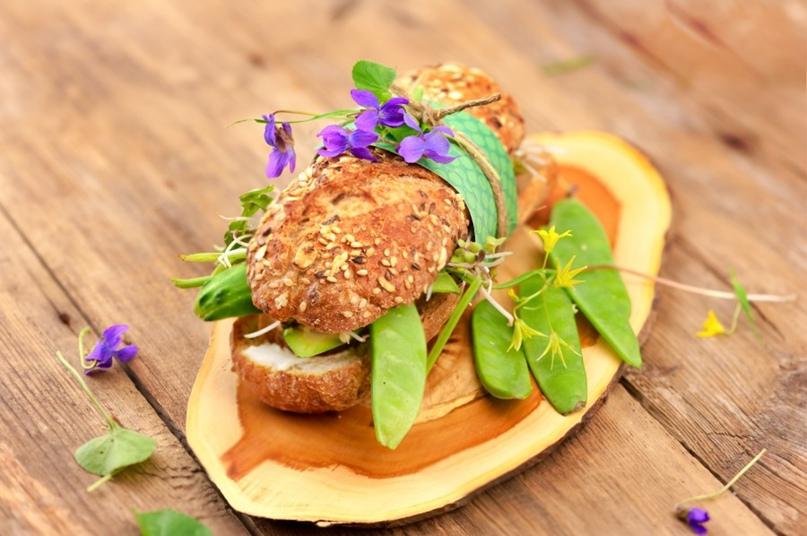 Сэндвич с копченой индейкой, изображение №2