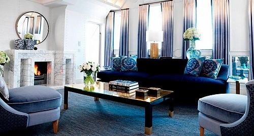 Art Deco в интерьере, изображение №1