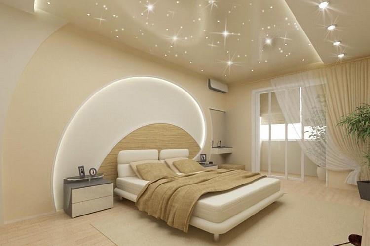 Как визуально увеличить высоту потолка, изображение №3