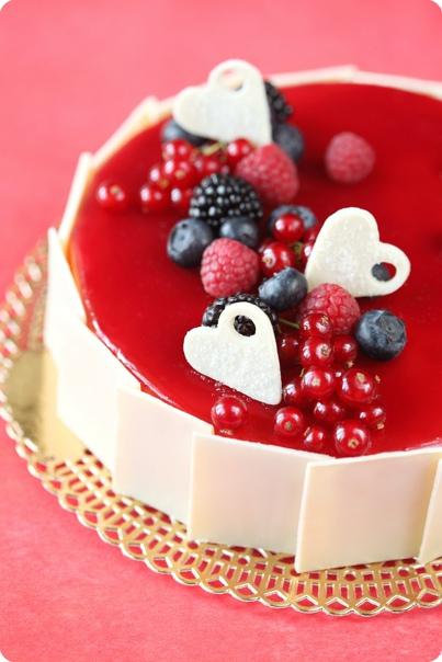 """Торт """"Пёстрая лента"""", изображение №2"""