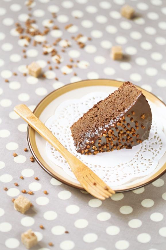 Шоколадно-арахисовый кекс, изображение №2