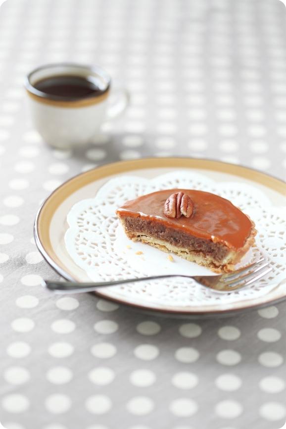 """Пирожные """"Пекан"""" с карамелью, изображение №2"""