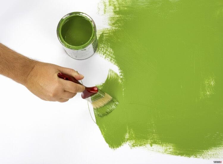 Выбор краски для окрашивания стен и потолка, изображение №5
