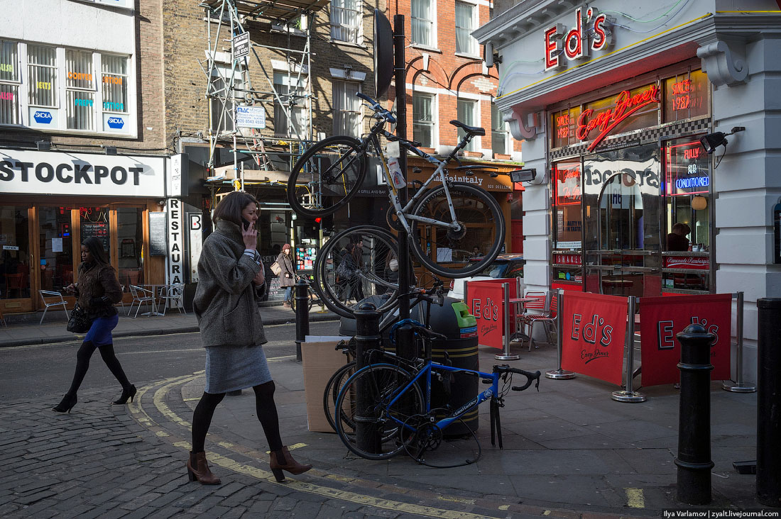 Гуляем по Лондону, изображение №25