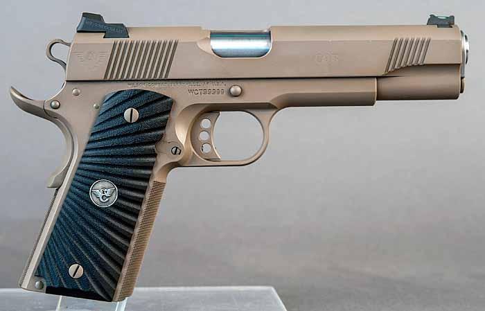 Пистолет Wilson Combat CQB, США, изображение №2