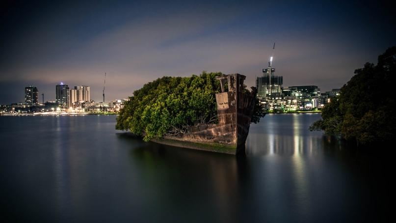 Корабль-призрак в Австралии, изображение №3