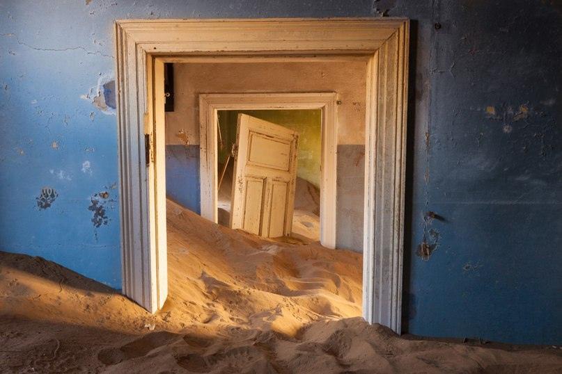 Город призрак Колманскоп, изображение №2