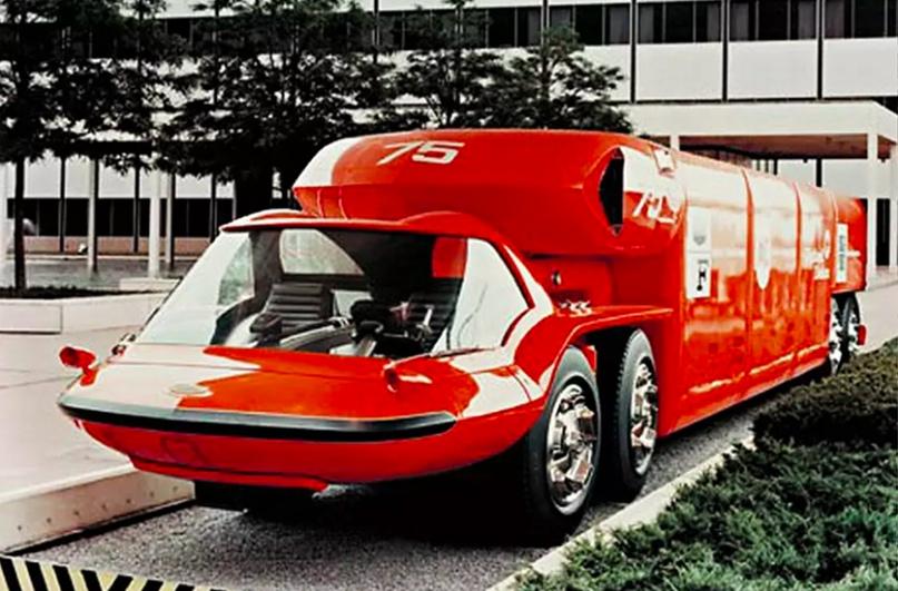 10 самых футуристичных грузовиков, изображение №3
