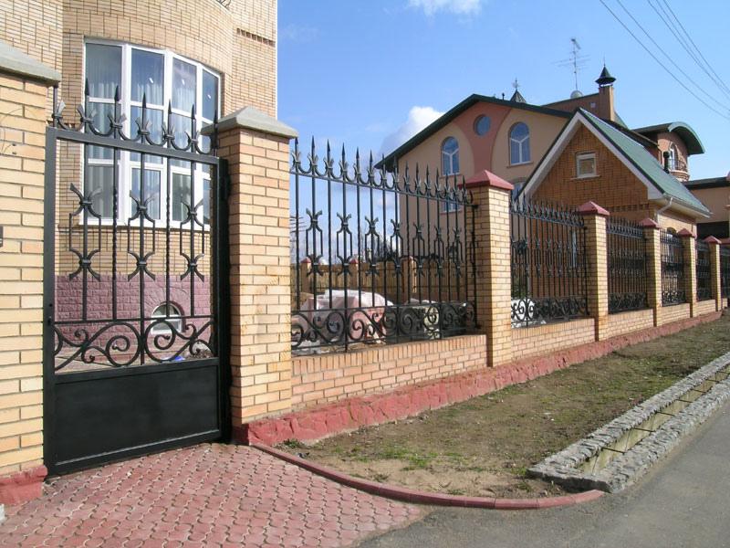 Как правильно выбрать заборы для частного дома и дачи, изображение №4