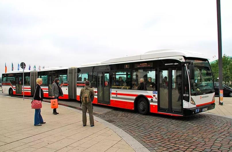 Самые длинные автобусы на Земле, изображение №5