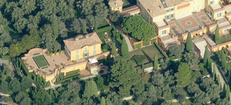 10 самых дорогих частных домов в мире, изображение №7