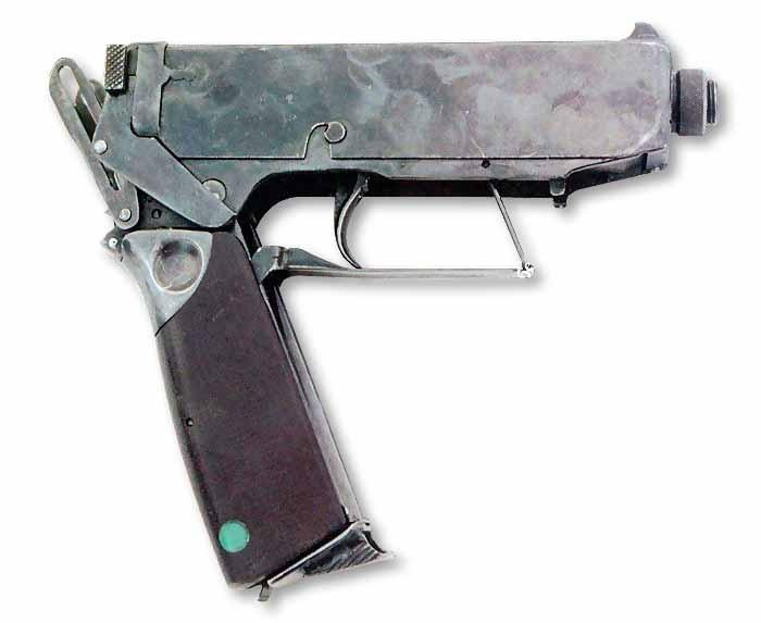 Штурмовой пистолет «Гном», Украина, изображение №2